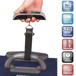 Electronic Luggage Scale With Digital Display