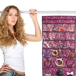 Home Collections Hanging Jewelry Organizer